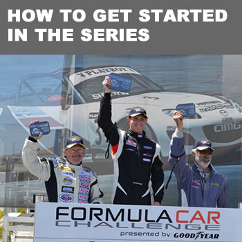 How to get started in racing - specifically into open wheel racing in the Formula Car Challenge. The series has graduated lots of racers into the Mazda Road to Indy Program.